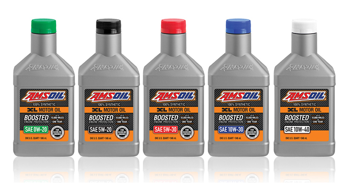 AMSOIL Reformulated XL Synthetic Motor Oil