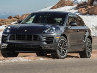 Porsche Cars North America 2017-Macan