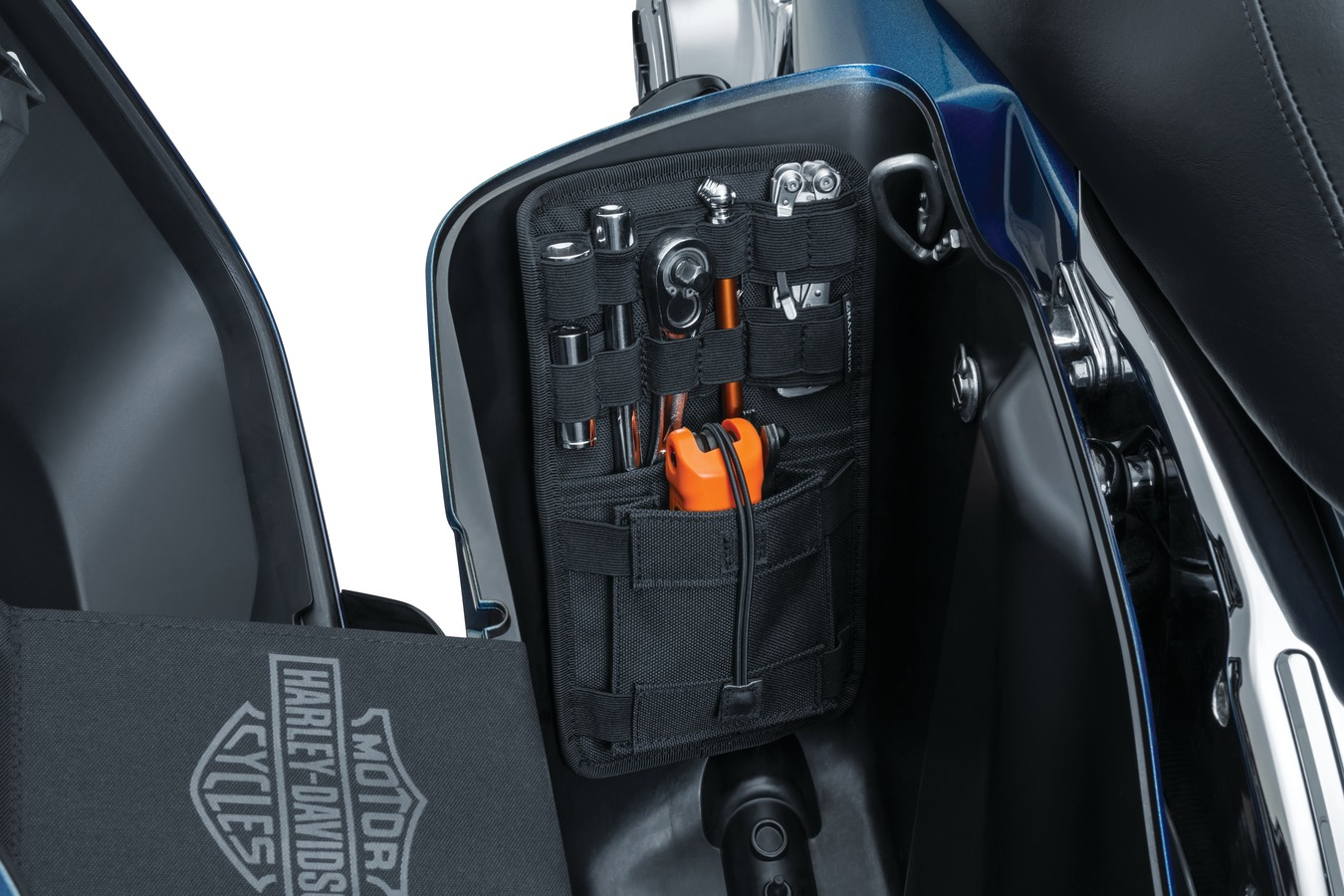 Kuryakyn Saddlebag Internal Organizers