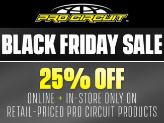 Pro Circuit - Black Friday Sale