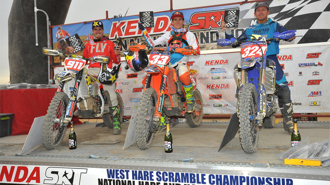Troy Lee Designs' Taylor Robert Closes Out H&H Season with Overall Win
