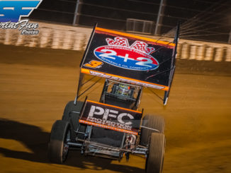 Brock Zearfoss in action earlier this season | Dan SprintFun Photo Credit