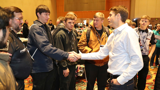 Exclusive Opportunities Available To Students at PRI Show