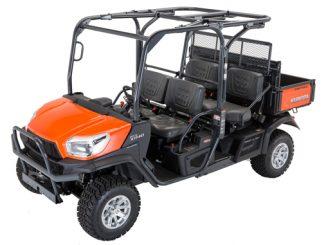 Kubota Recall of certain RTV X1140 utility vehicle