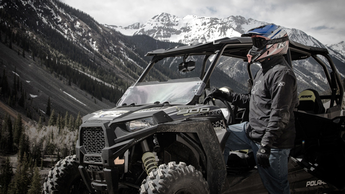 Polaris Industries Inc. RZR - Polaris Adventures