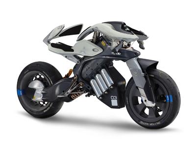 Yamaha CES 2018 MOTOROiD