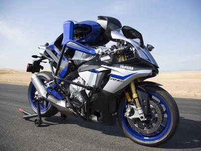 Yamaha MOTOBOT Ver.2 CES 2018