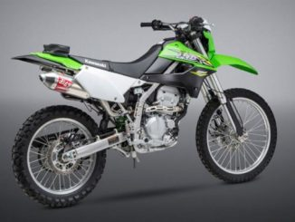 Yoshimra2009-2018 Kawasaki KLX250 with RS-2 Slip-on