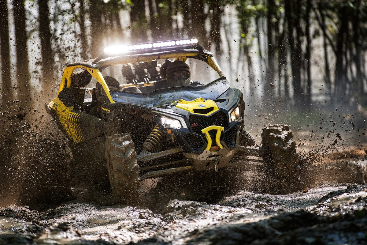 2017 Can Am 1000 >> Can-Am Maverick X3 Vehicles Lineup and Offers More ...