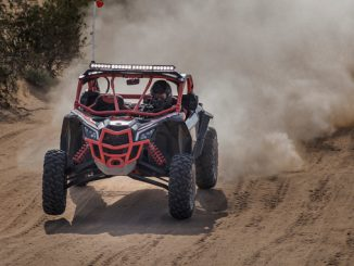2018 Can-Am Maverick X3 Xrs TripleBlack Red Whoops