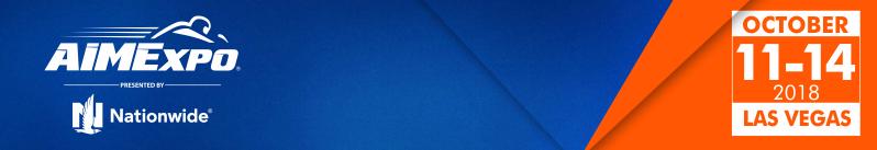 AIMExpo 2018 Banner