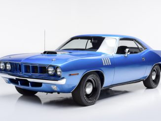 Barrett-Jackson Scottsdale Auction 1971 Plymouth HEMI Cuda