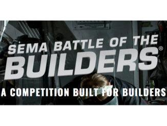 SEMA Battle of the Builders 2017