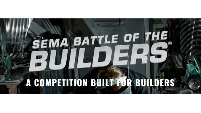SEMA Battle of the Builders 2017