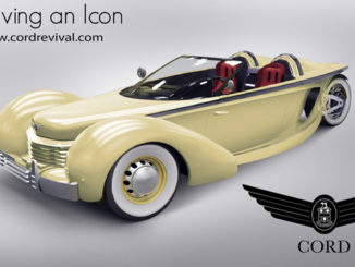 Cord Model III - Speed Digital