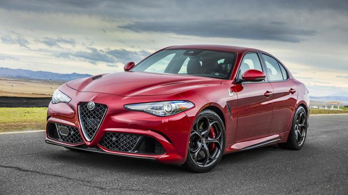 FCA US Alfa Romeo Giulia