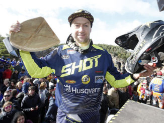 Graham Jarvis - Rockstar Energy Husqvarna Factory Racing - Hixpania Hard Enduro