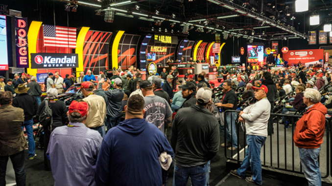 Mecum Auctions 10 Day 3 000 Car Auction Slated For