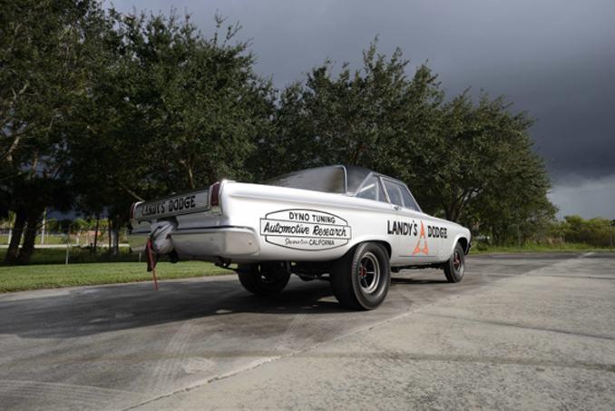 1965 Dodge Hemi Coronet AFX
