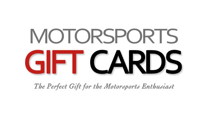 Motorsports Gift Cards Vendor