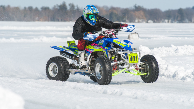 2018 AMA ATV Ice Race Grand Championship