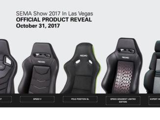 Recaro Automotive Seating official product reveil SEMA Show 20