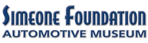 Simeone Foundation Automotive Museum Logo3