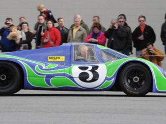 Simeone Foundation Automotive Museum - Vic Hippie Porsche