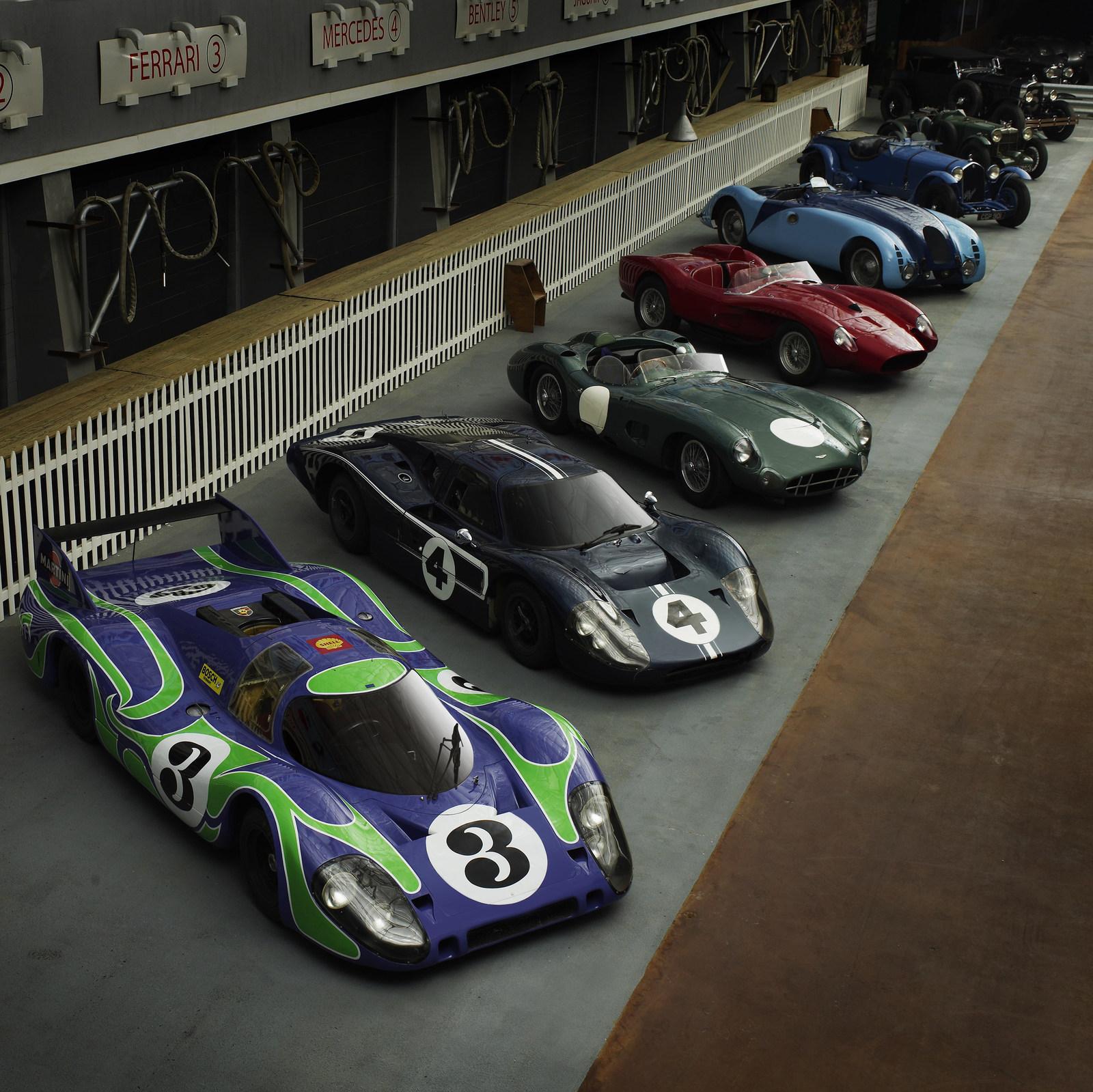 Simeone Museum Wins International Automotive Museum Of