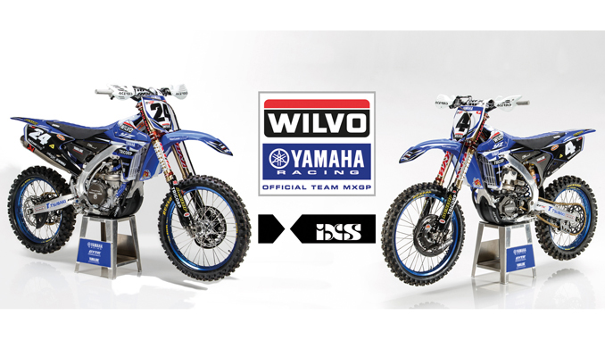 iXS Wilvo MXGP