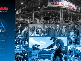 Yamaha Garage at LA Auto Show
