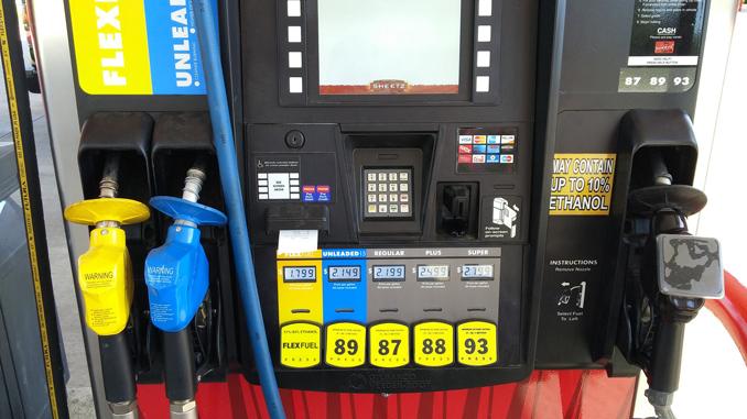federal ethanol mandates