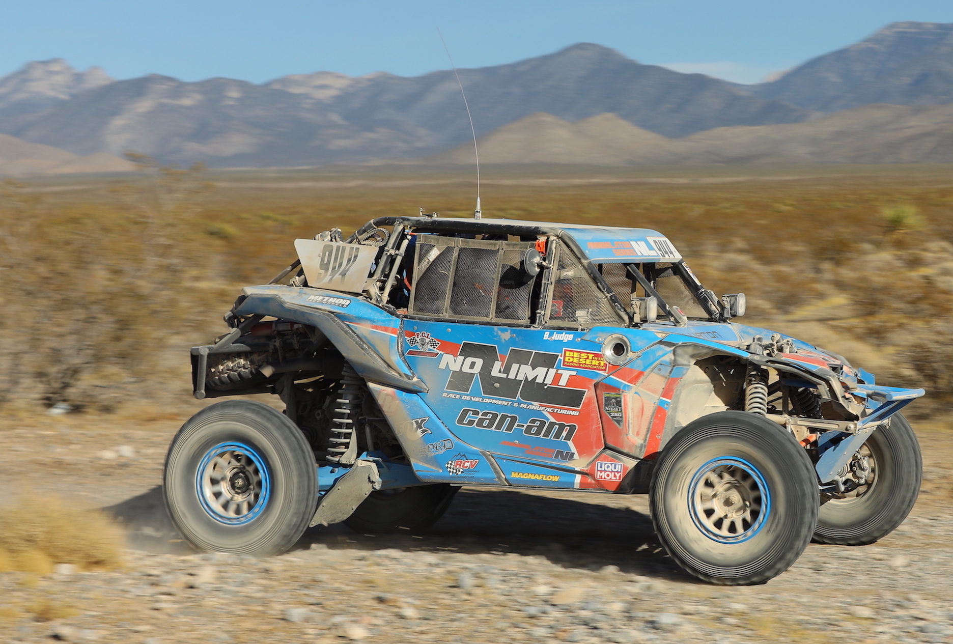 Can-Am Maverick X3 Blurton 3