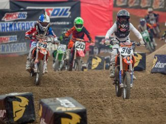AMA Amateur National Arenacross Championship
