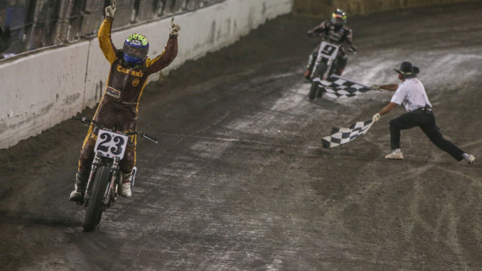 Harley-Davidson Posts Largest Contingency Package in American Flat Track History