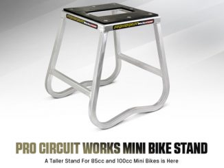 Pro Circuit Works Mini Bike Stand