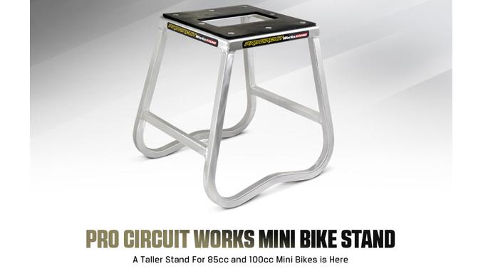 Pro Circuit Works Mini Bike Stand