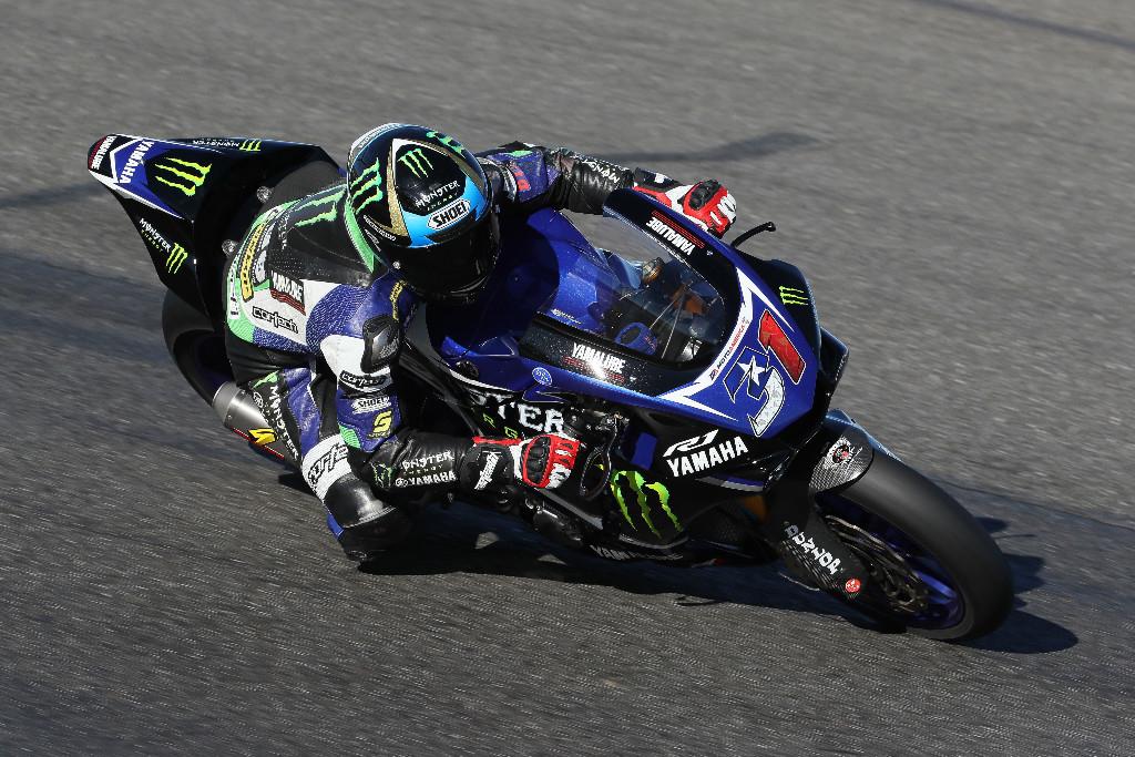 MotoAmerica Superbike rookie Garrett Gerloff