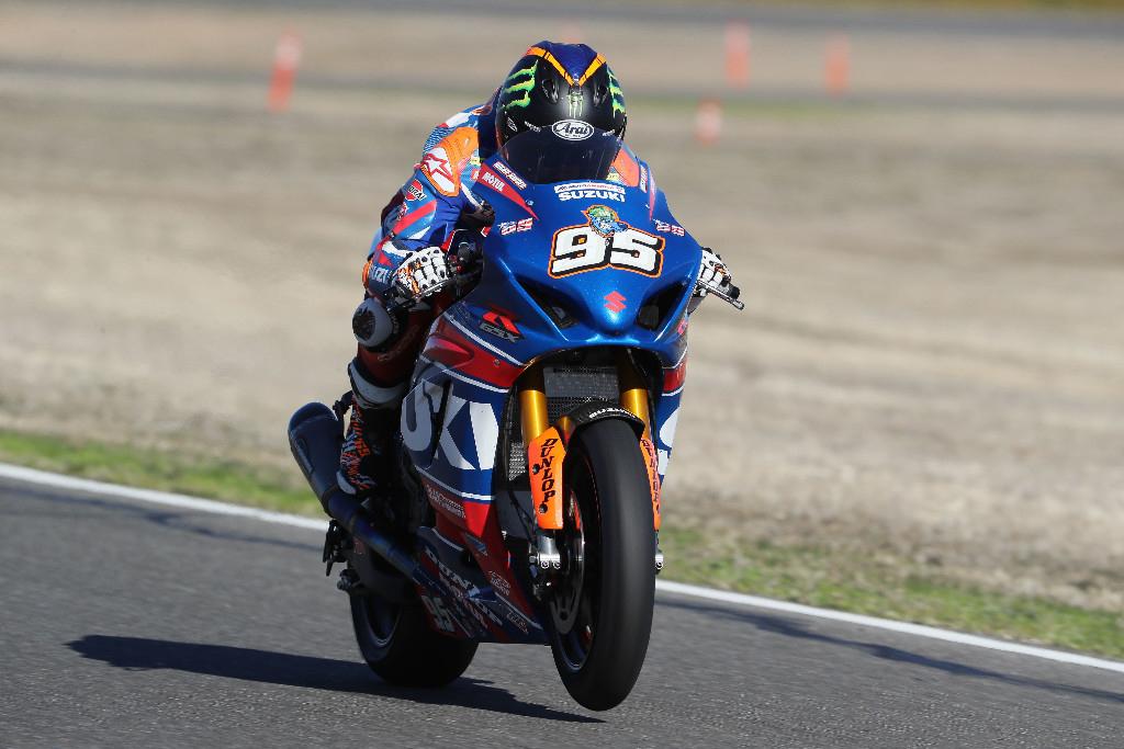 MotoAmerica - Roger Hayden was the fourth fastest