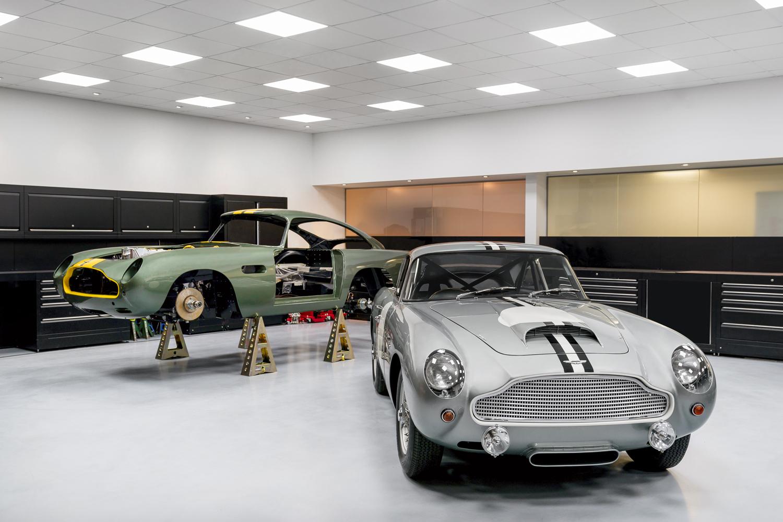 Aston Martin's DB4 GT Continuation