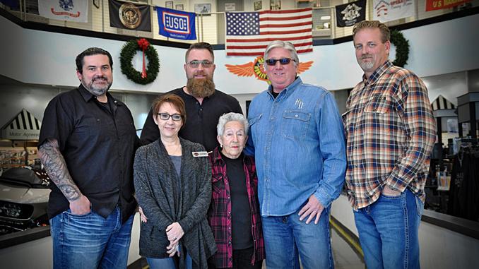 Ray Price Harley-Davidson group