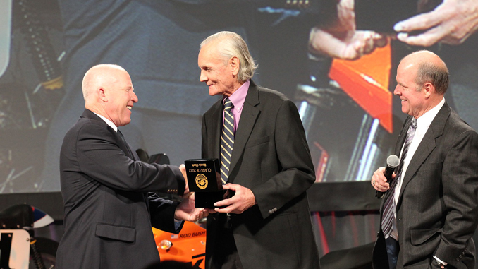 AMA Motorcycle Hall of Fame member Derek 'Nobby' Clark