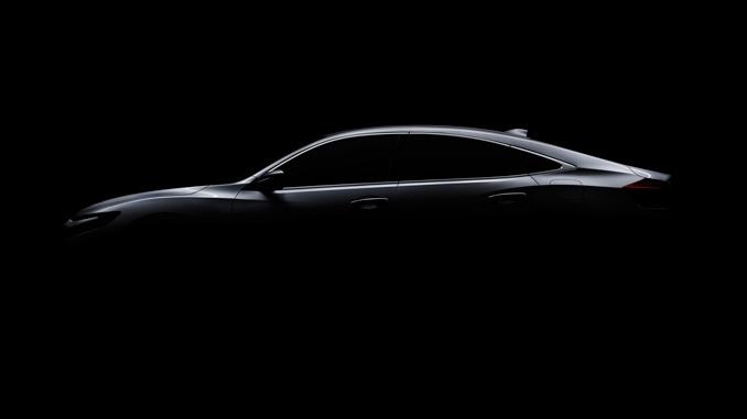 Honda Insight Prototype Teaser