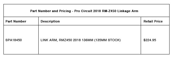 Part Number Pricing R-1