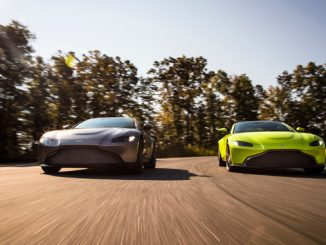 Season's Greetings from Aston Martin - Aston Martin Vantage