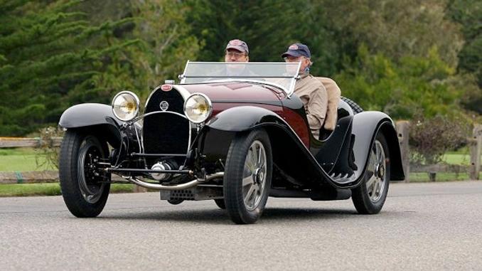 Gooding & Company - 1931 Bugatti Type 55 Roadster