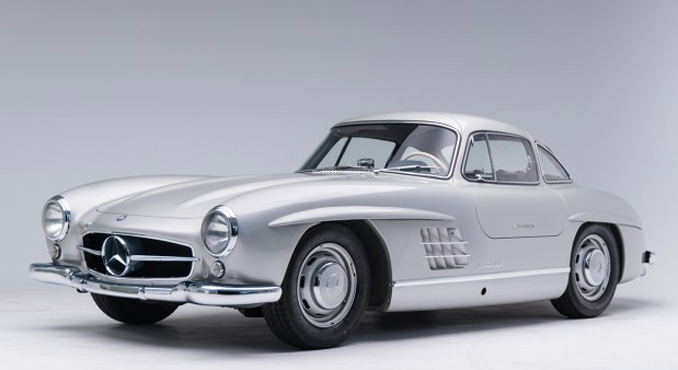 1956 Mercedes Benz 300 SL Gullwing - Gooding & Company - Scottsdale