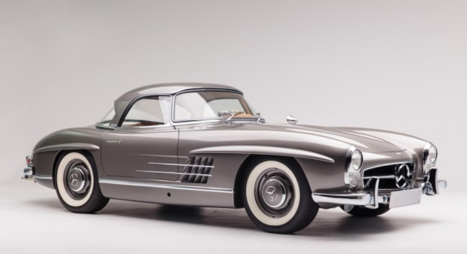 1960 Mercedes Benz 300 SL Roadster - Gooding & Company - Scottsdale