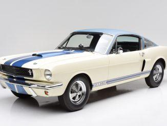 1966 Shelby GT350 Prototype #001 - Barrett-Jackson - Scottsdale