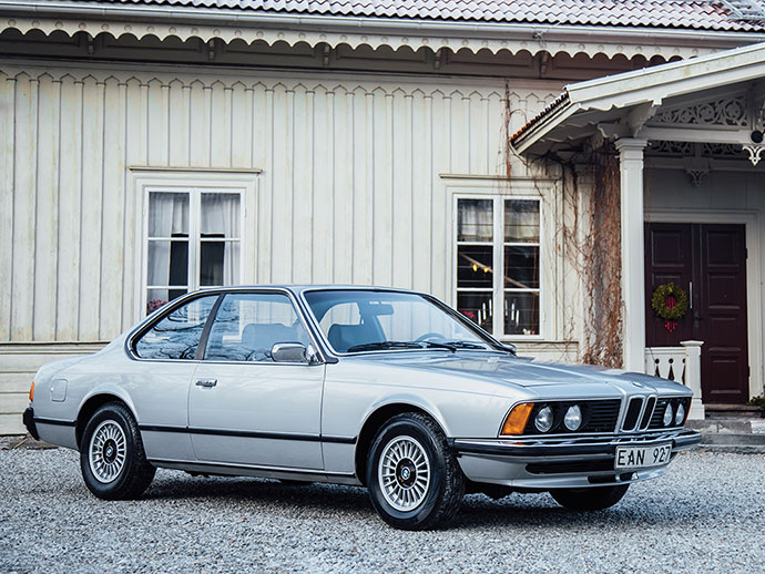 1977 BMW 633 CSi - RM Sotheby's Paris Sale